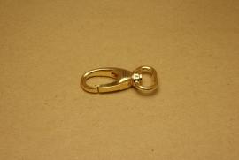Musqueton goud, bandbreedte 20mm