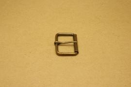 Rolgesp oud goud 30 mm