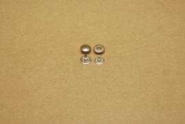 Portemonnee drukker klein nikkel (100)