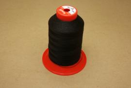 Serafil 30 kleur 4000 (Zwart)