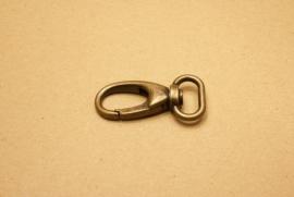 Musqueton oud goud, bandbreedte 20 mm