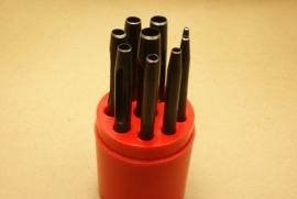 Holpijpset 2-10mm