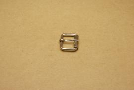 Rolgesp nikkel 20 mm