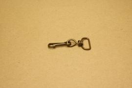 Musqueton oud goud, bandbreedte 15mm