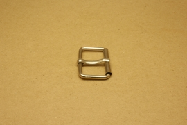 Rolgesp nikkel 40 mm