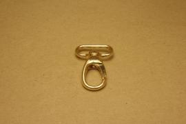 Musqueton goud, bandbreedte 30 mm