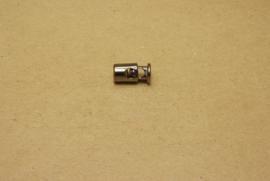 Koordstopper gun metal **Nieuw**