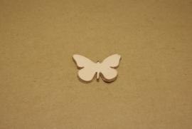 Label vlinder (5 stuks)