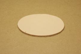 Label ovaal klein (25 stuks)