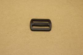 Schuifgesp kunststof 30mm