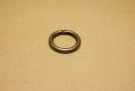 Musqueton Ring oud goud, binnenmaat 30 mm