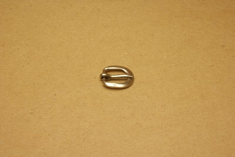 Gesp nikkel 10 mm