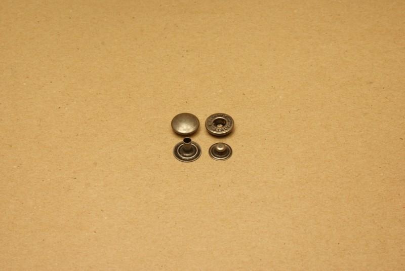 Portemonnee drukker oud nikkel (100)