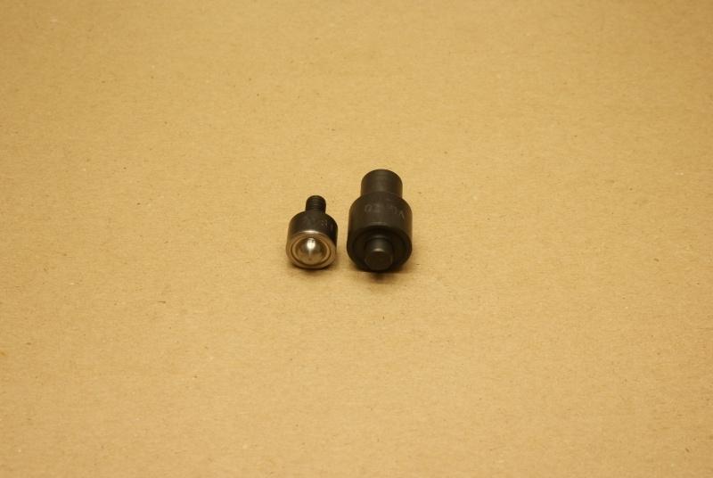 Stempel zeilring 7mm