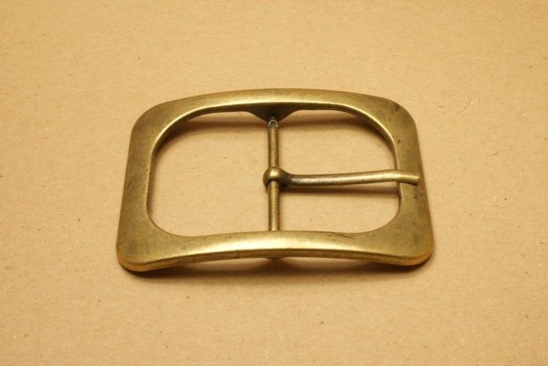 Gesp oud goud 50 mm