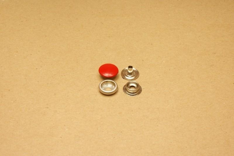 Drukker durable dots rood (10)