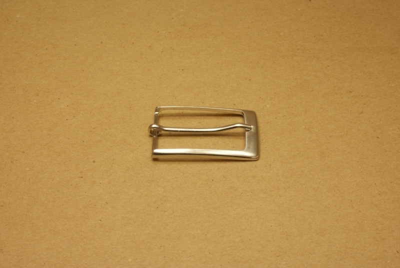 Gesp nikkel 30 mm