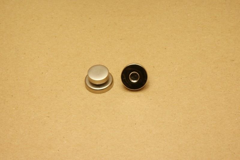 5.4.11 Magneetsluiting mat nikkel