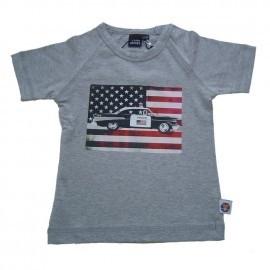 Grijs t-shirt van Design Heroes (1/2jr)