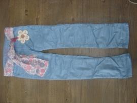 Blauwe broek van Retour mt.128