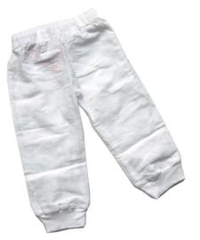 Witte broek van Dottjes