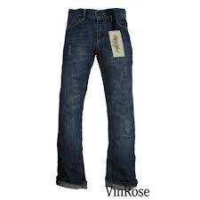 Spijkerbroek van Vinrose mt.152
