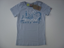 T-shirt van Salty Dog mt.140