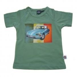 Groen t-shirt van Design Heroes