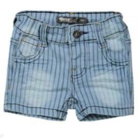Dirkje korte spijkerbroek