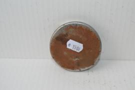 Benzinetank dop  metaal klassiek