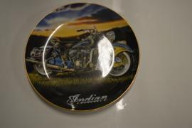 Indian 1947 chief wandbord Franklin mint