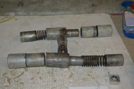 Dkw Frame plunjer 4505-24337-01/4505-24336-01