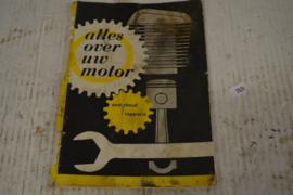Ajs/Matchless 1-2 cilinder instructie/onderhoud