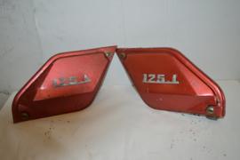 Motobecane Zijdeksels TS1/TS2 125/carter latéral droit/gauche