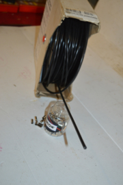 Buitenkabel Zwart olie/smeer kabel