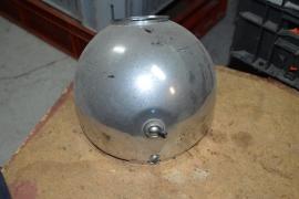 Bsa voorvork C10/C11koplamphuis chroom