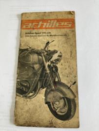 Archilles Sport 175 CC/Sachs 175