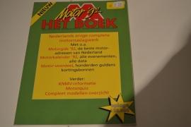 Motor 92 jaarboek Het Boek