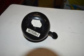 Dingdong motor-fietsbel zwart