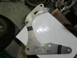 Norton frame schetsplaten nr E