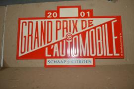 Grand Prix de l'automobile 2001/Schaap/Citroen