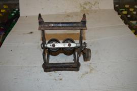 Veerpakket /swingarm/voorvork/sadel