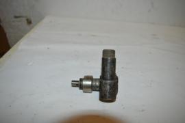 Teller aandrijving rechts om/aansluiting 19 mm