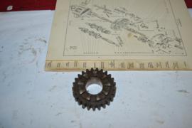 Bsa 66-3215 layshaft gear 25 tanden