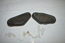 Benzinetank  rubbers