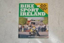 Bike sport Ireland- 1989 John Smyth motorboek