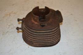 Bsa motorblok cilinder bantam big fin