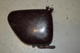 Ariel plaatwerk olietank/reservoir met dop mooi en gaaf swingarm