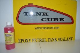 Tank cure benzinetank- metaal ontroester