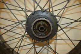 Triumph Wiel/achter  18 inch/WM3 MC 269/37-3784 Chroom